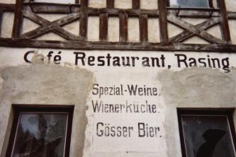 Rasing, Österreich – 2003 (Foto: Bernhard Denscher)