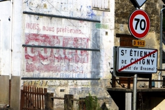 Saint-Étienne de Chigny, Frankreich – 2015 (Foto: Barbara Denscher)