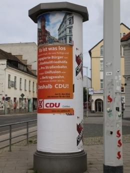 Cottbus, Deutschland – 2014 (Foto: Harald Huber)