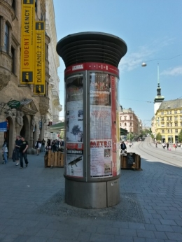 Brünn, Tschechien – 2015 (Foto: Aram Mirzoyan)