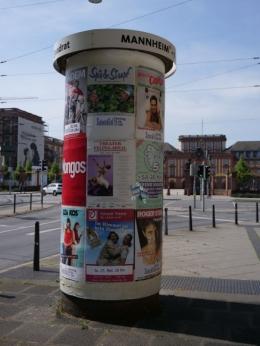 Mannheim, Deutschland – 2018 (Foto: Bernhard Denscher)