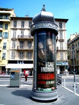 Nizza, Frankreich – 2012 (Foto: Bernhard Denscher)