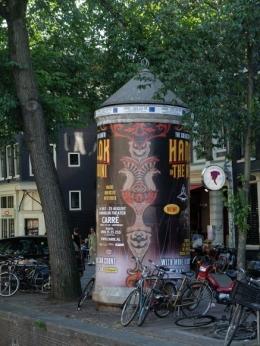 Amsterdam, Niederlande – 2013 (Foto: Harald Huber)