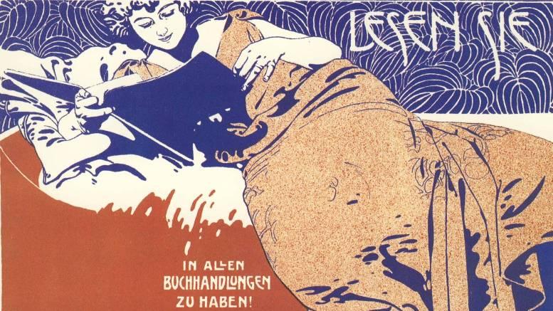 Koloman Moser, Plakat
