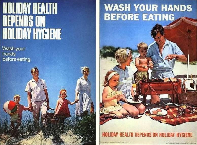 "Kampagne des ""Scottish Home and Health Departments"", Mitte der 1960er Jahre (© The National Archives)"