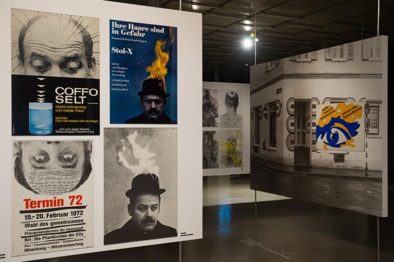 Ausstellungsansicht (Foto: UMJ / N. Lackner)