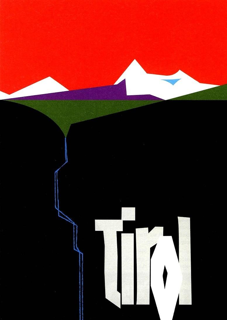 Arthur Zelger, Plakatentwurf, 1973