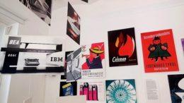 Ausstellungsansicht (Alle Fotos: B. Denscher)