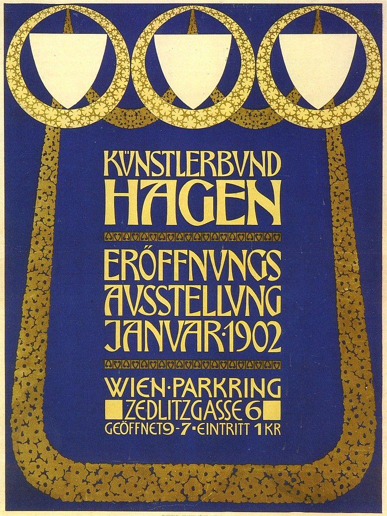 Heinrich Lefler, 1902