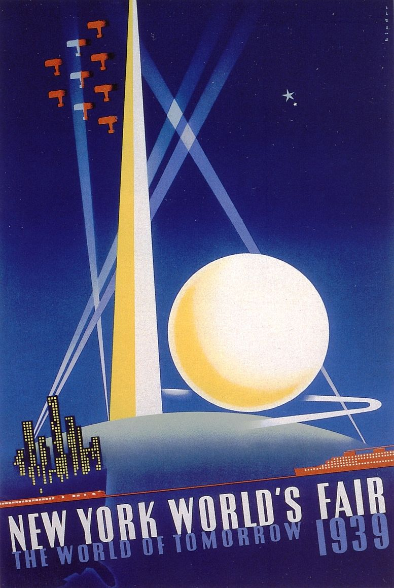 Plakat, 1939
