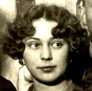 Margit Kováts (Doppler) im Jahr 1929