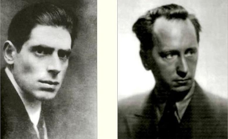 Erik Jan Hanussen, Portraitfoto, um 1925 Theo Matejko, Portraitfoto, um 1925