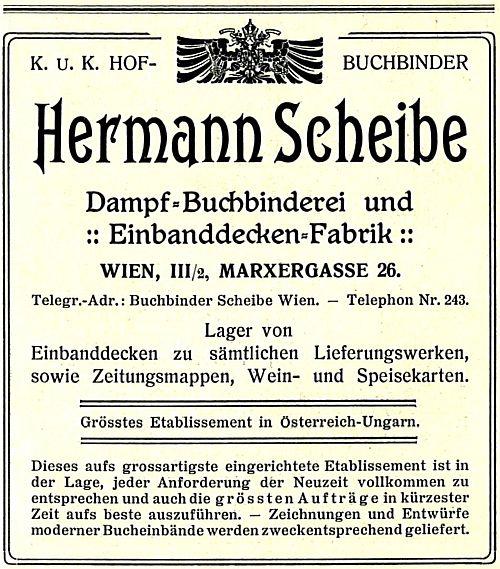 nserat im Genealogischen Taschenbuch der adeligen Häuser Österreichs 1906